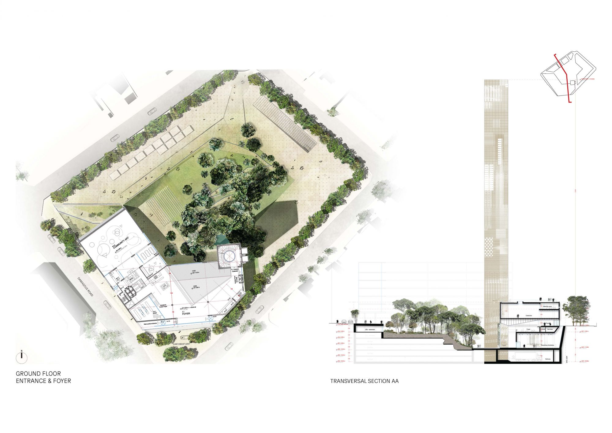 Beirut Museum of Art (BeMA) – HW architecture